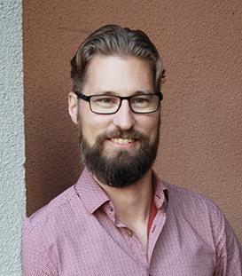 Rickard Israelsson, produktchef