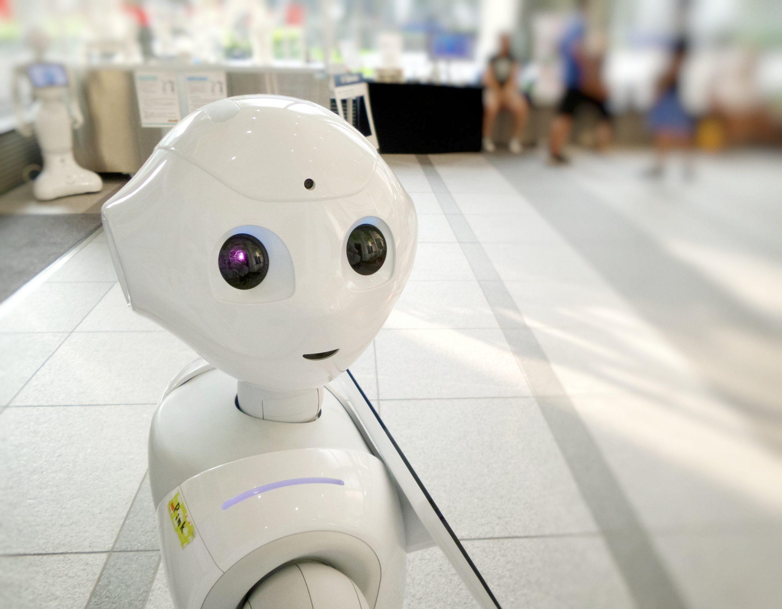 AI möter HR, hur artificiell intelligens kan användas inom HR